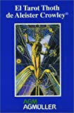 Spanish Crowley Small Thoth Tarot Deck, Aleister Crowley and Frieda Harris, 1572811684