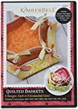 KimberBell 4337012088 Quilted Baskets Pattern CD