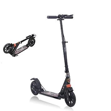 MonoDeal - Patinete de altura ajustable, 2 ruedas, para ...