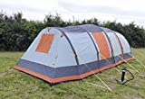 OLPRO Martley Breeze 6 Berth Inflatable Tent Family Camping 8 Man