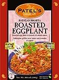 Patel's Baingan Bharta Roasted Eggplant, 9.5 Ounce Boxes (Pack of 10)