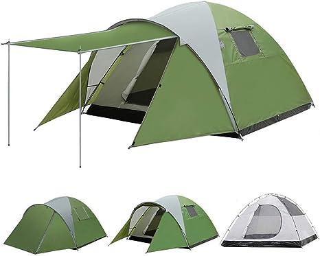 Person Four Room Porch Tent