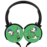 MagicQ Mighty Duck Stereo Deep Bass Wired Headphones Earphones