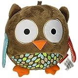Skip Hop Hug & Hide Chime Ball - Owl
