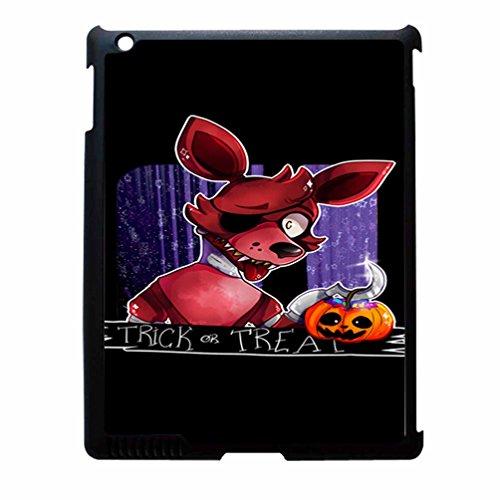 Foxy Pumpkin Five Nights At Freddys Halloween Case Ipad 2 / 3 and 4 -