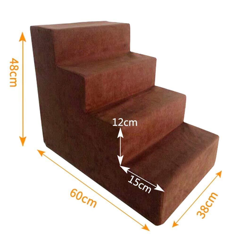 Pet Stairs Escaleras escalonadas para Mascotas de 4 Pasos ...