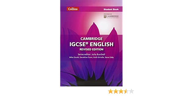 Cambridge IGCSE English Student Book (Collins Cambridge IGCSE ...