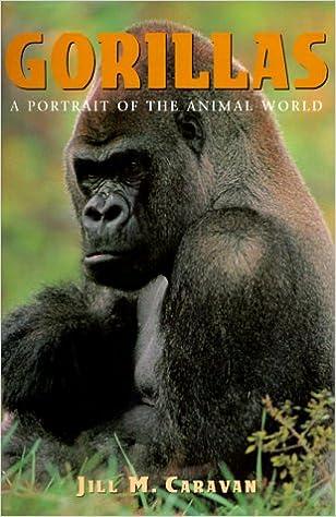 6fbbec3b835c6 Gorillas (A Portrait of the Animal World)  Marcus H. Schneck ...
