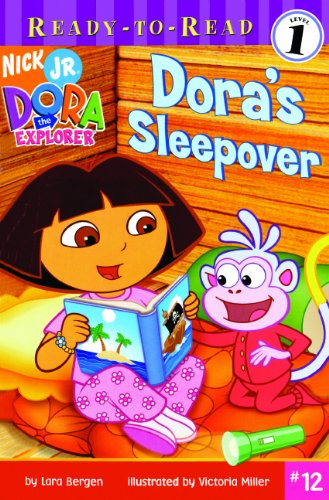 Read Online Dora's Sleepover (Turtleback School & Library Binding Edition) (Ready-To-Read Dora the Explorer - Level 1) pdf