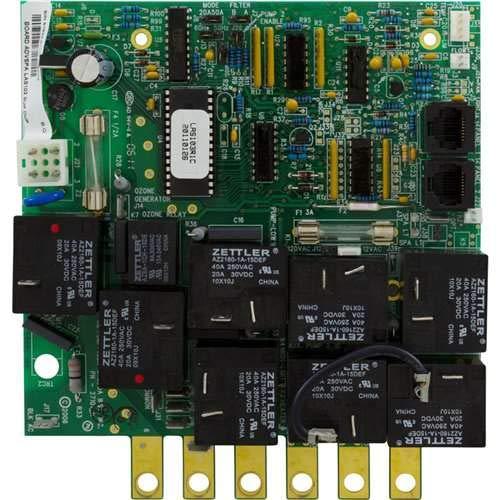 Balboa 51624-01 LA Spas LAS103 Duplex Digital Spa Control Circuit Board