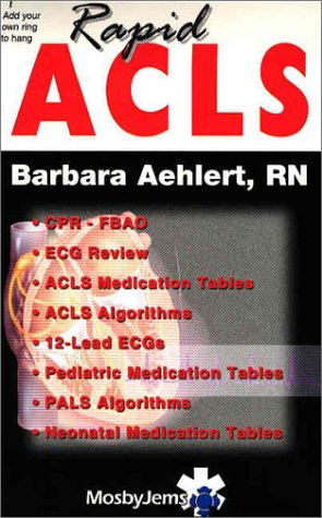 Rapid ACLS Pocket Guide, 1e