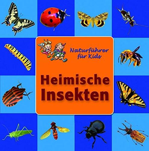 Heimische Insekten. Naturführer für Kids