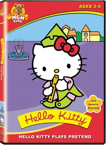 3c423b0f4 Amazon.in: Buy HELLO KITTY PLAYS PRETEND DVD, Blu-ray Online at Best Prices  in India | Movies & TV Shows