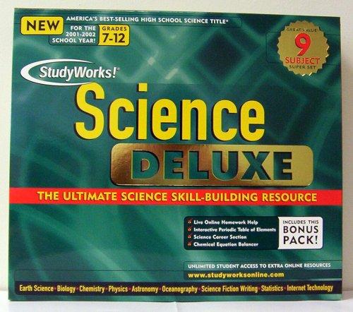 Studyworks Science Deluxe