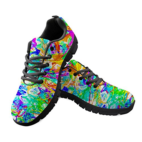 3D Shoes Casual Athletic Women Sneakers Freewander Tennis Sgbca5402baq Printed Shoes BCqgZAwA