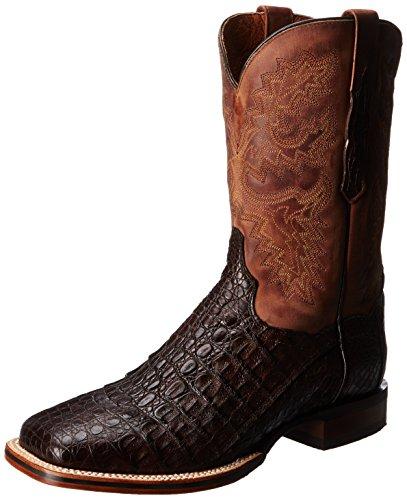 Dan Post Mens Denver Western Boot Chocolate