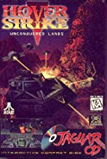 Hover Strike Unconquered Lands Atari Jaguar Cd
