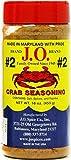 J.O. Crab Seasoning #2 16 Ounce