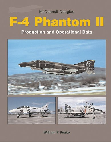 McDonnell Douglas F-4 Phantom II: Production and Operational for sale  Delivered anywhere in USA