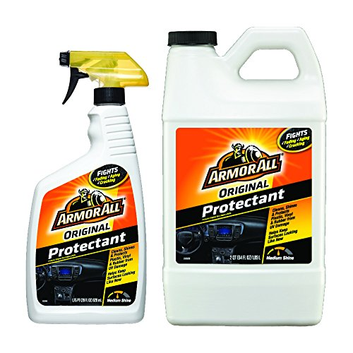 [해외]방어구 모든 기존 보호용 리필 키트 (28 fl. oz.) 64 fl. /Armor All Original Protectant Refill Kit (28 fl. oz.) 64 fl. oz.