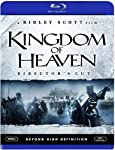 Cover Image for 'Kingdom of Heaven: Director's Cut (Blu-Ray)'