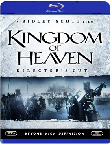 Kingdom of Heaven (Director's Cut) [Blu-ray] (Epic 5-1 Surround Sound Home Theater System)