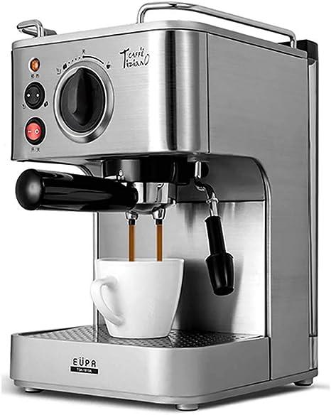 Fácil de usar Cafetera Espresso,Cafetera Espress para Espresso y ...