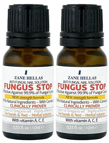 Fungus Stop Effective Against 999 Of Nail FungusAnti Fungal Nail Solution Toenails Fingernails Solution 033 Oz 10 Ml