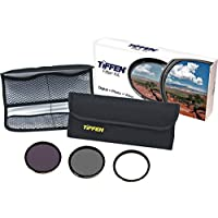 Tiffen Digital Essentials 67DIGEK3 Filter Kit for 67mm Filter Size