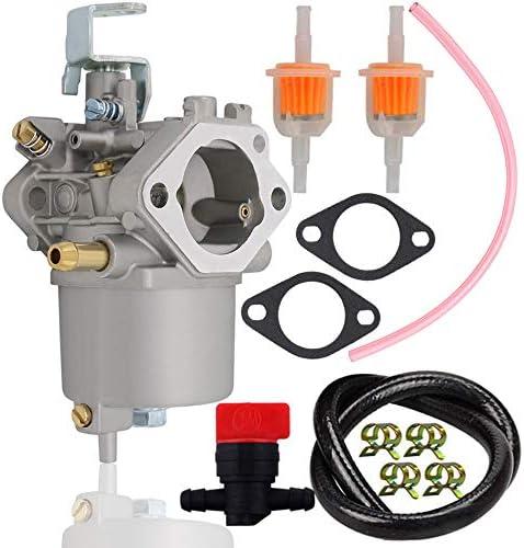 Woxla 1016478 Carburetor for Club Car DS FE290 Kawasaki Engine Gas Golf Cart (FE290 Engine), FE290 Carburetor, 1016438 Carburetor 51CGYDthjRL