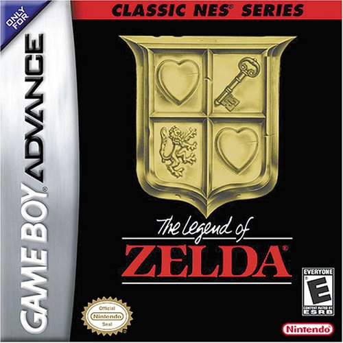 The Legend of Zelda - Classic NES Series (World Of Nintendo Ganon)