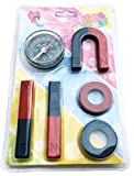 Kids Magnet Set and Magnetic compass