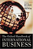 The Oxford Handbook of International Business, , 0199258414