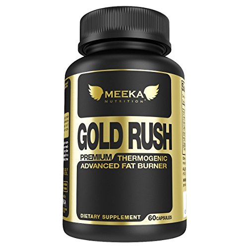 Meeka Nutrition Thermogenic Supplement Capsules product image