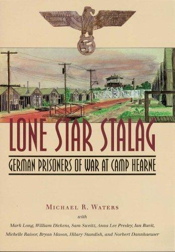 Lone Star Stalag German Prisoners ebook product image