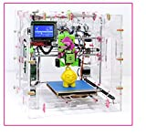 IMADE3D JellyBOX Easy Build DIY kit. Most Reliable and Easiest-to-Use 3D Printer Built by Students in K-12, High-Schools, Libraries, Afterschool and Summer Camp programs. Learn By Doing!