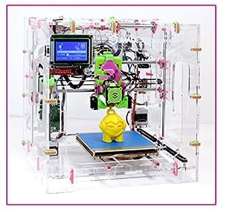 IMADE3D JellyBOX kit de bricolaje de fácil construcción. Impresora ...