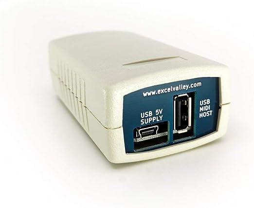 MIT-00155 Miditech USB MIDI Host