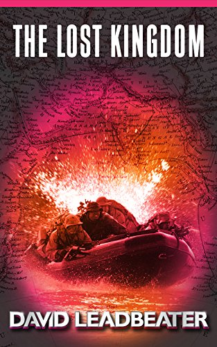 The Lost Kingdom (Matt Drake Book 10)