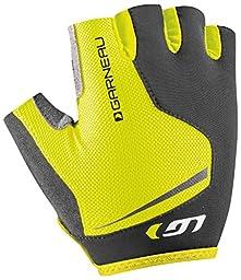 Louis Garneau Men\'s Flare Cycling Gloves, Sulfur Spring, XX-Large