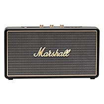 Marshall Stockwell Portable Bluetooth Speaker)
