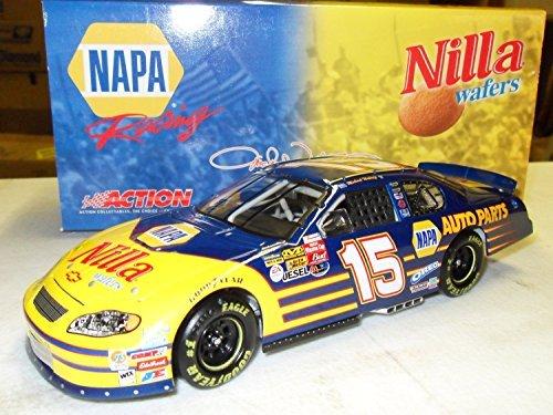 Michael Waltrip NAPA Nilla Wafers 2003 #15 Action Platinum Racing 1:24 Die-Cast Stock Car