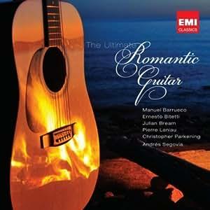 various artists ultimate romantic guitar 2 cd music. Black Bedroom Furniture Sets. Home Design Ideas