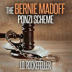 The Bernie Madoff Ponzi Scheme Audiobook