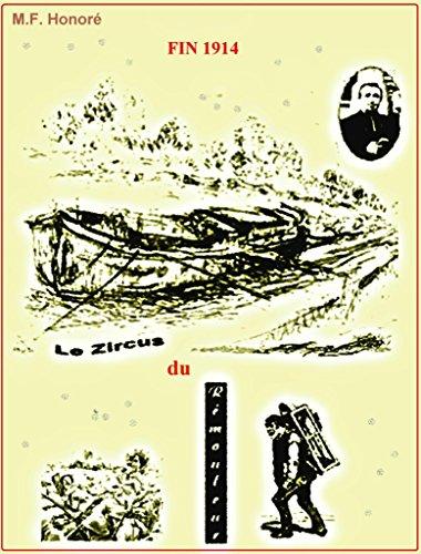 LE ZIRCUS DU RÉMOULEUR. (French - Spectacles D&g