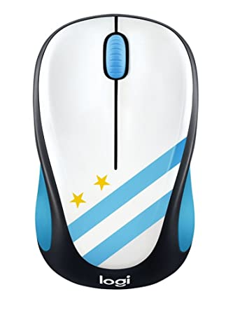 b5deca46eec Logitech, fan collection wireless mouse, M238 Argentina: Amazon.co ...