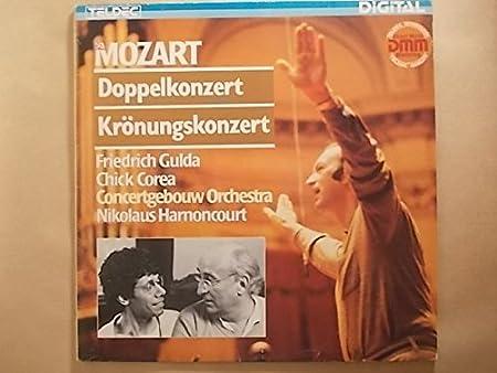Wolfgang Amadeus Mozart - Doppelkonzert / Krönungskonzert