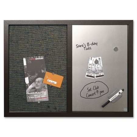 Bi-silque Dry-erase Combination Board