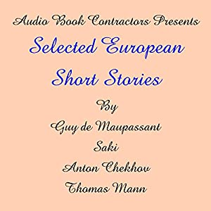 Selected European Short Stories Audiobook