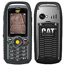 CATERPILLAR CAT B25 IP67 ULTRA RUGGED BLACK FACTORY UNLOCKED SINGLE SIM CELL PHONE